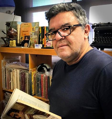 Palestrante Magno Silveira | 100 anos de Narizinho